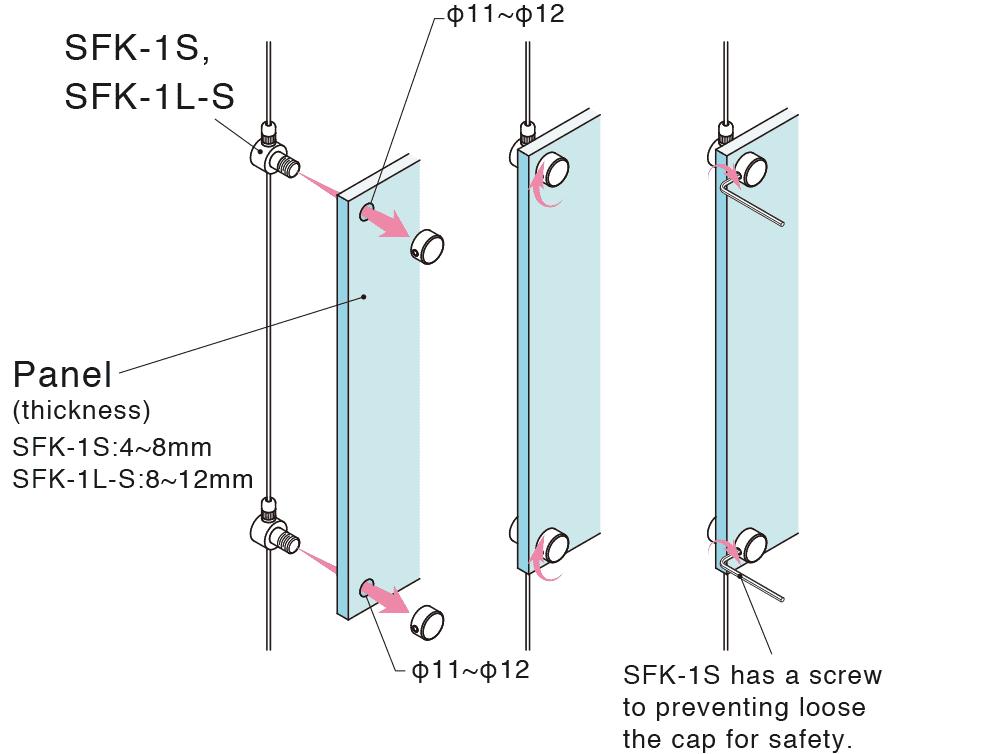 SFK-1S, SFK-1LS